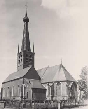 kerk Vorselaar