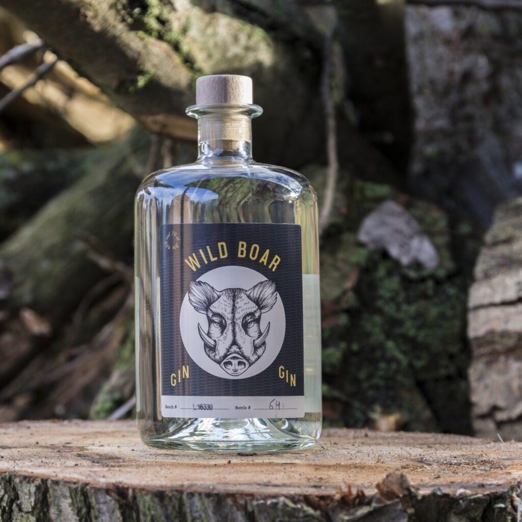 wild boar gin