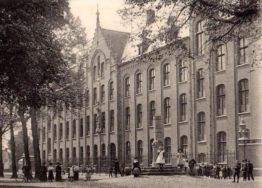 klooster geschiedenis