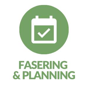 fasering & planning